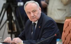 Президент Молдавии хочет запретить въезд депутатам российской Госдумы