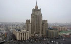 МИД возмущен запретом на въезд в Молдавию журналистам из России