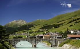 Швейцария объединит все достопримечательности в одном маршруте