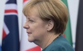 Меркель: выполнены лишь первые пункты «Минска», снимать санкции нельзя