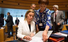 ЕС одобрил план экстренных мер по кризису с мигрантами