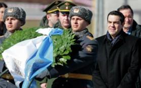 Греческие СМИ: Москва и Афины создают новый альянс