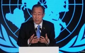 Генсек ООН призвал к немедленному прекращению огня в Йемене