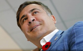 Михаил Саакашвили нашел еще одно убежище
