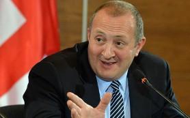 Президент Грузии перешел в оппозицию к России