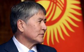 Президент Киргизии принял отставку главы правительства