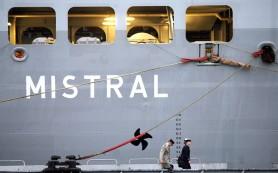 Олланд вновь заявил о невозможности поставки «Мистралей» России