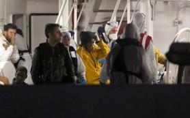 В Италии арестован капитан затонувшего судна с мигрантами