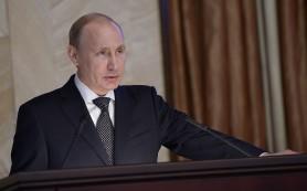 Путин рассказал о фиксировавшихся спецслужбами РФ контактах кавказских боевиков с американцами