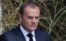 Туск: «ключевые» страны ЕС поддержат продление санкций против РФ