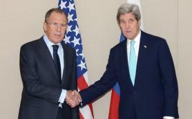 Глава МИД России и госсекретарь США встретились в Сочи