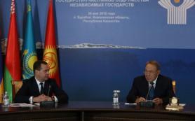 Медведев: отношения России и Казахстана на очень высокой точке