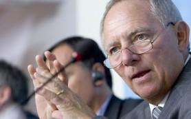 Шойбле: Греция должна сама решать свои проблемы