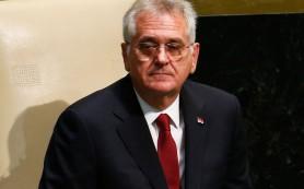 Президент Сербии исключает прохождение «Турецкого потока» по территории страны