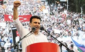 Македония не слушается