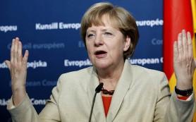 Ангела Меркель призвала немецкие спецслужбы к сотрудничеству с АНБ