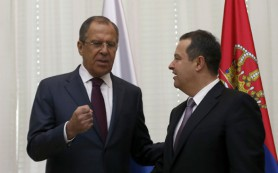 Лавров и Дачич обсудили Минские договоренности и «Турецкий поток»