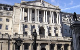 Банк Англии сохранит базовую ставку и объем выкупа активов
