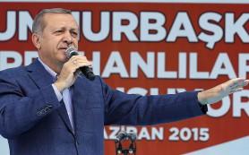 Турция показала склонность к демократии
