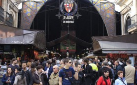 Барселона ограничит поток туристов