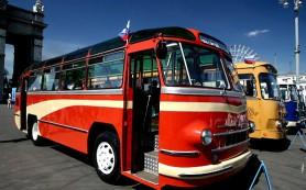 В Москве пройдет парад ретроавтобусов