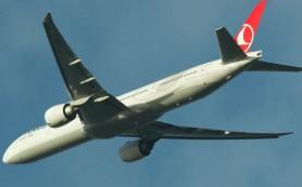 Лайнер Turkish Airlines экстренно сел в Индии из-за сообщения о бомбе