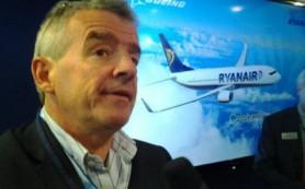 Ryanair откроет полеты в Израиль