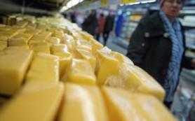 В Белгороде трактором уничтожат 7 тонн сыра