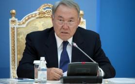 Назарбаев предупреждает о неминуемом наказании за повышение цен на продукты