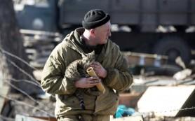 Добровольцев Донбасса хотят приравнять к ветеранам Чечни