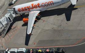 EasyJet улетает из России