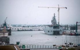 Нацсобрание Франции одобрило порядок выплат России по «Мистралям»