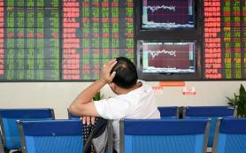 Фондовый рынок Китая рухнул после рекордного роста, продолжавшегося 5 дней подряд