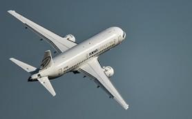 Ирландская авиакомпания CityJet купит 15 самолетов SSJ100