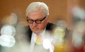 Штайнмайер назвал условия возвращения России в G8