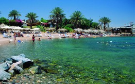 Израиль выделит 2,6 млн долларов на привлечение туристов из России