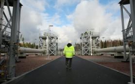 Поставка газа по второй нитке «Северного потока» приостановлена на несколько дней