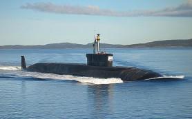 Российскую подлодку у берегов Шотландии ищут уже 10 дней