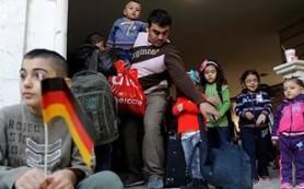 Германия может потратить на нужды беженцев более 21 млрд евро