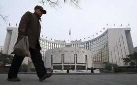 ЦБ Китая продолжит проводить сдержанную монетарную политику