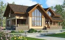 Наедине с природой: загородный дом