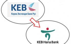 Кореа Эксчендж Банк сменил название вслед за реорганизацией материнского банка