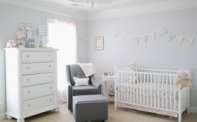 Детская комната для малыша: основные правила