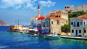 Место для отдыха – Греция