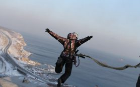 Rope Jumping – невероятный экстрим и неограниченная свобода ощущений.