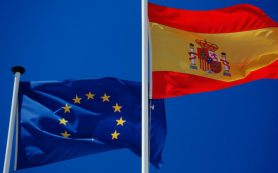 Испания попала под санкции ЕС