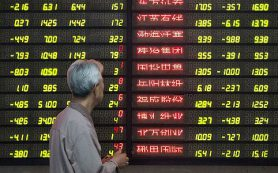 Китай поставляет замедление экономики на экспорт
