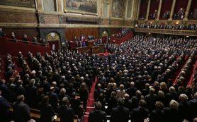 Сенат Франции 8 июня рассмотрит резолюцию о постепенном свертывании санкций ЕС против РФ