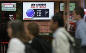 Первые результаты британского референдума станут известны в ночь на пятницу в Сандерленде