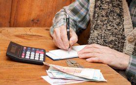 СМИ: правительство может отказаться от индексации пенсий на фактическую инфляцию и в 2017 году